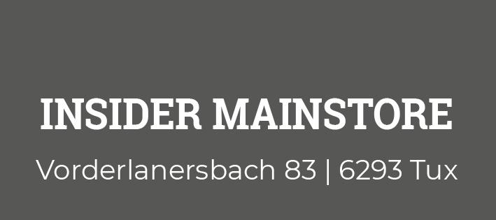 Insider Sportshop Skiverleih Tux-Vorderlanersbach