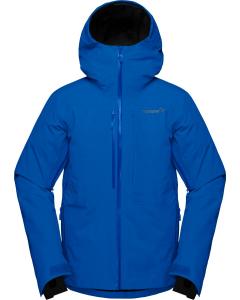 Norröna Men lofoten GTX insulated Jacket olympian blue