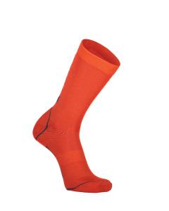 Mons Royale Mens Tech Bike Sock 2.0 Orange Smash