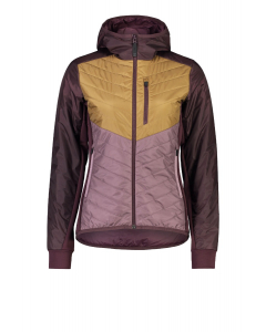 Mons Royale Women NEVE WOOL INSULATION HOOD INTO THE WILD