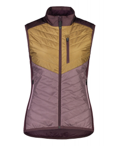 Mons Royale Women NEVE WOOL INSULATION VEST INTO THE WILD