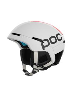 POC Obex BC SPIN Hydro White/Fluor Orange AVIP