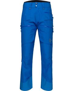 Norröna Men lofoten GTX insulated Pant olympian blue