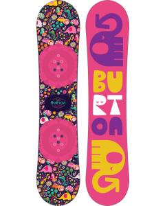 Burton Snowboard CHICKLET NO COLOR