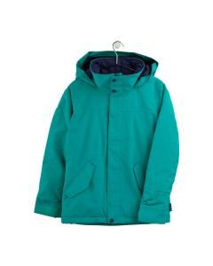 Burton Girls' Elodie Jacket Dynasty Green
