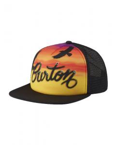 Burton I-80 Trucker Hat Airbrush
