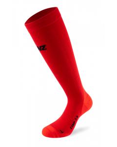 Lenz Compression Socks 2.0 Merino rot