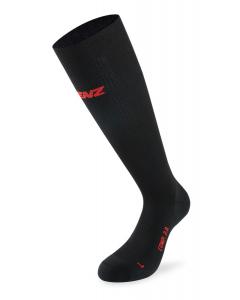 Lenz Compression Socks 2.0 Merino schwarz