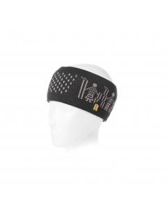 Riggler Stirnband Safra Anthracite