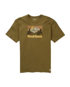 Burton Men's Weir SS T-Shirt Martini Olive