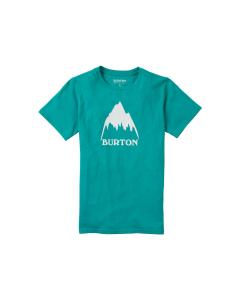 Burton Kids' Classic Mtn High SS T-Shirt Dynasty Green