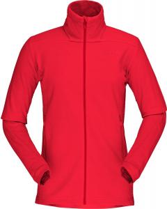Norröna Women falketind warm1 Jacket true red