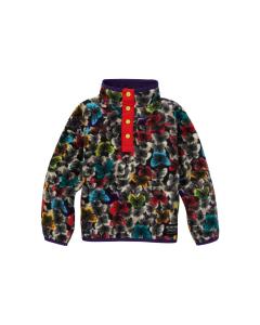 Burton Toddlers' Spark Fleece Anorak Multicolor Butterfly