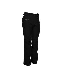 Watts Women Ski Tech Pant BARDO pure black