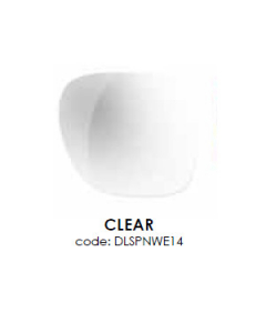 Shred LENSES PROVOCATOR NW CLEAR clear