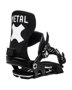 Bent Snowboard Bindung AXTION BLACK