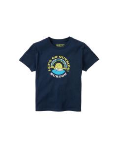 Burton Toddler SS T-Shirt Dress Blue