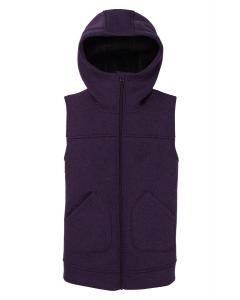 Burton Kids' Minxy Vest Purple Velvet Heather