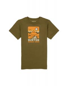 Burton Kids TRAILDAZE SS Tee MARTINI OLIVE(300)