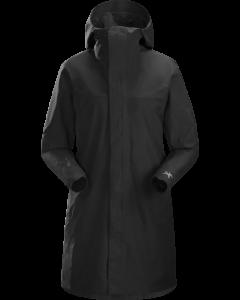Arcteryx Solano Coat Women black