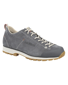 Dolomite Shoe M's 54 Low Gunmetal Grey/ Canapa Beige
