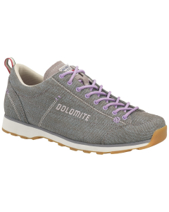 Dolomite Shoe W's 54 LH Canvas Grey/Lilac Violet
