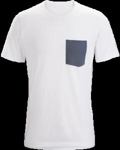 Arcteryx Eris T-Shirt Men white/nocturns