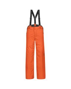Scott Junior Pant Vertic Dryo 10 orange/pumpkin