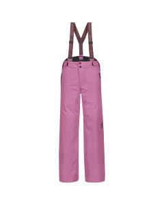 Scott Junior Pant Vertic Dryo 10 cassis pink