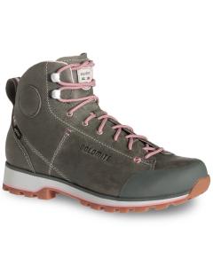 Dolomite Shoe W's 54 High Fg GTX Sage/Green