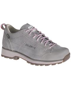 Dolomite Shoe W's 54 Low Fg GTX Aluminium Grey