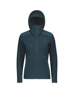 Scott Womens Jacket Defined Optic majolica blue