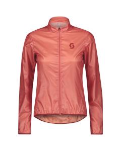 Scott Womens Jacket Endurance WB brick red/rust red