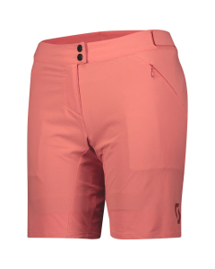 Scott Womens Shorts Endurance brick red