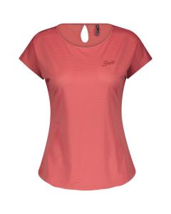 Scott Womens Shirt Defined brick red
