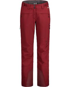 Maloja Damen BerninaM. Padded Pants red monk