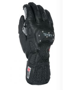 Level SQ CF Glove Black