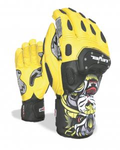 Level Handschuh SQ CF Yellow