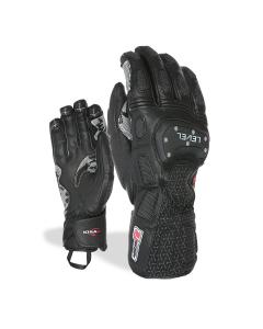 Level Glove SQ CF Black