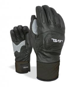 Level Race Glove Black