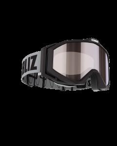 Bliz Skibrille Edge OTG matt black