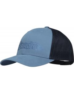 Norröna /29 Trucker mesh snap back Cap coronet blue