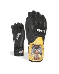 Level Glove SQ JR CF Black