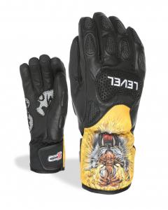 Level SQ JR CF Glove Black