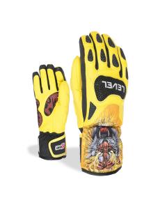 Level Glove SQ JR CF Goldenrod