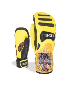 Level Glove SQ JR CF Mitt Goldenrod