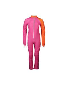POC Skin GS Jr Rhodonite Pink/Zink Orange