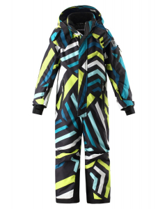 Reimatec Kids Winter Overall Reach Lime green