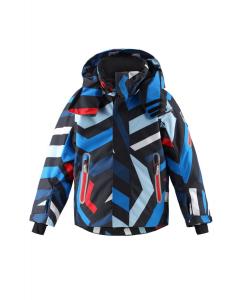 Reimatec Kids Winter Jacket Regor Black