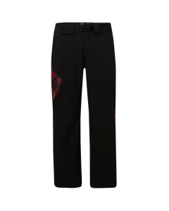 Oakley Womens HOURGLASS SOFTSHELL 3L Pant Blackout